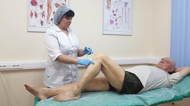лечение суставов в москве бесплатно