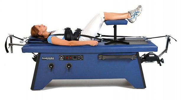 Американское оборудование для лечения позвоночника