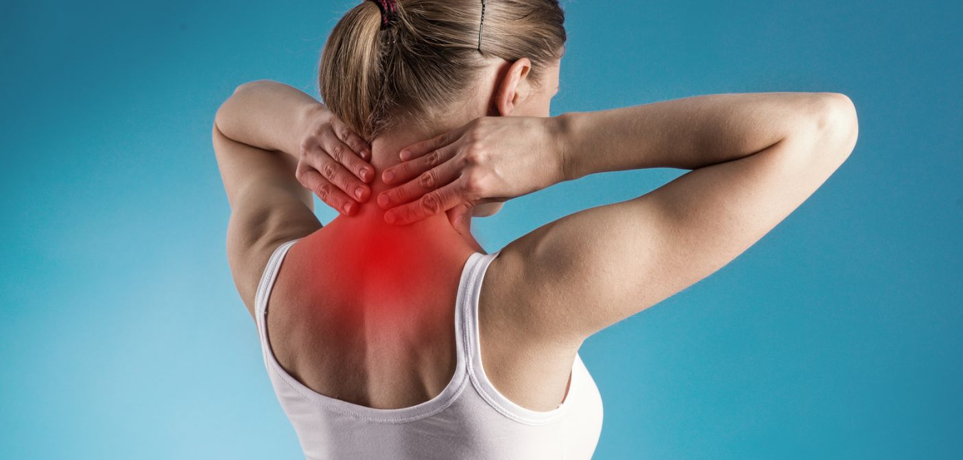 Головокружение при спазме мышц шеи