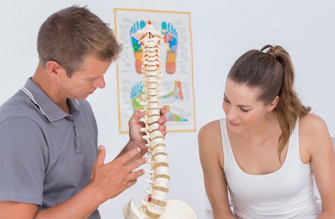 Тракционное лечение остеохондроза