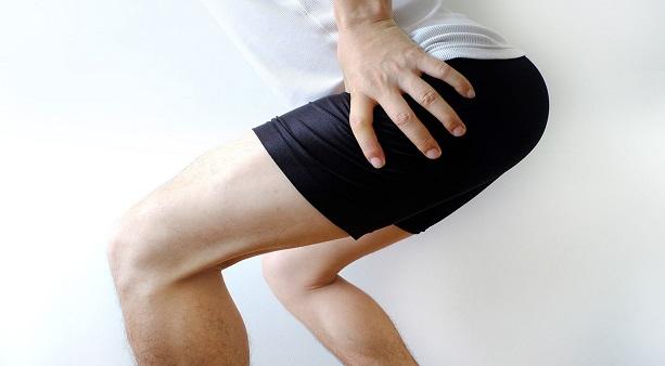 Растяжение ягодичной мышцы