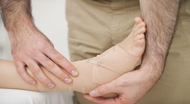 Остеопороз голеностопного сустава